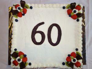 Fr Andrew's cake