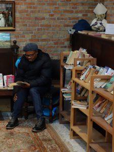 The bookstall