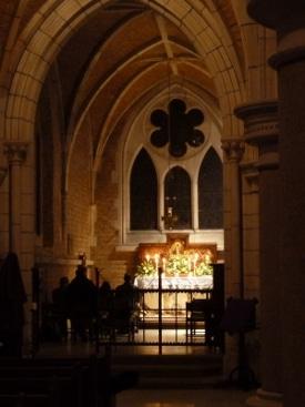 Church of St Boniface Antwerp
