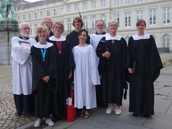 St Boniface Choir, in Brussels