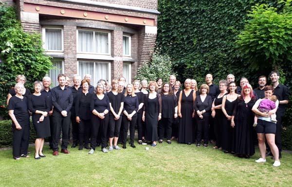 English Summer Singers