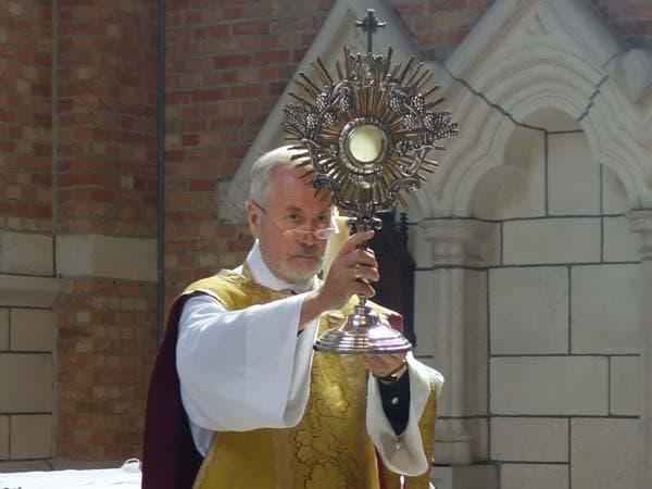 Corpus Christi 2020 at St Boniface Antwerp
