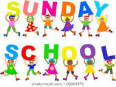 Sunday School restarts on Sunday 20th September